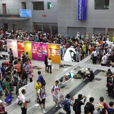 Dec 2013 | Comic Fiesta, KL Convention Center