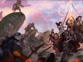 RPG 101: The Warren and Dungeons & Dragons