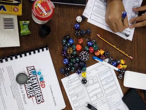 What's a tabletop roleplaying game (RPG)?