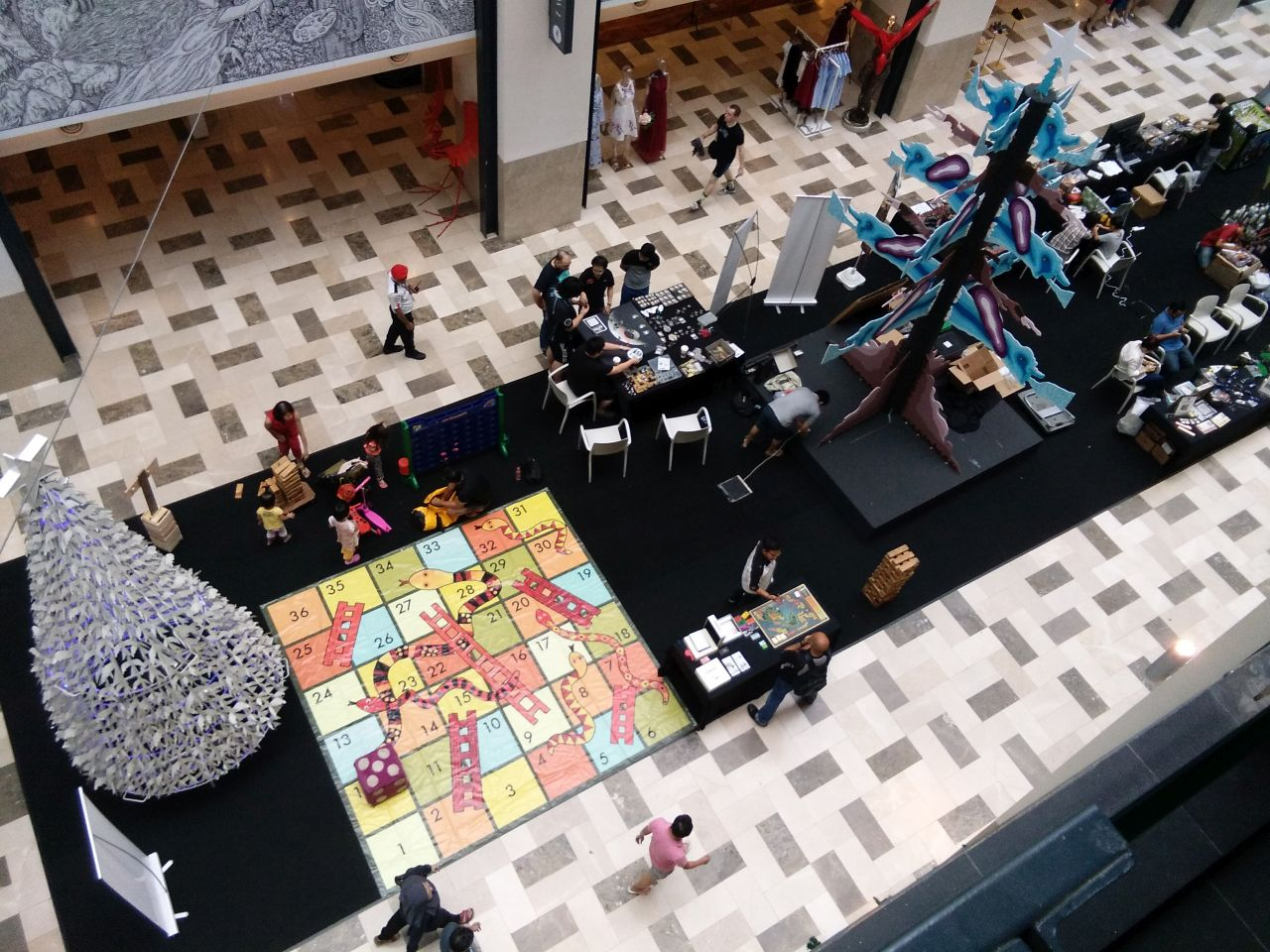 KotakCon 2016, RPG, boardgames, Role Over Play Dead