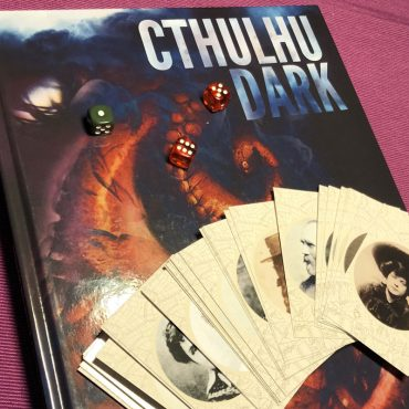 RPG Review : Cthulhu Dark (2017)