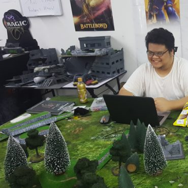 Dec 2018 | Dungeons & Dragons at Geniuz Maze, Shah Alam