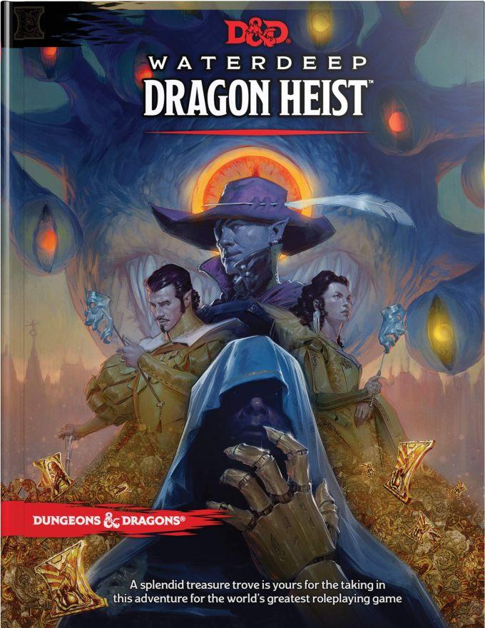 Cover of Waterdeep: Dragon Heist