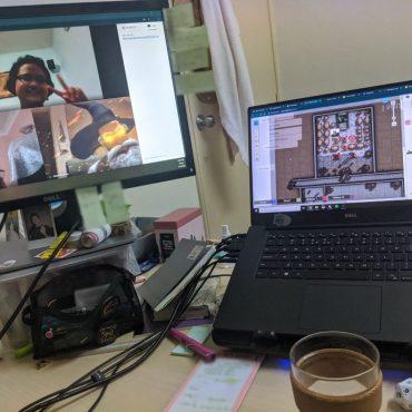 Roleplaying Online Under Lockdown, Part 1