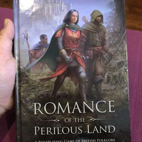 RPG Review : Romance of the Perilous Land (2019)